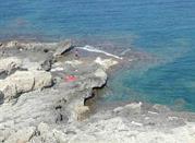 Cala Calandra o Mare Morto - Lampedusa