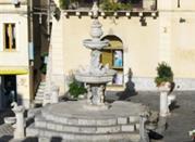 Fontana dei 4 Cavallucci - Messina