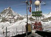 stazione meteorologia di plateau rosa - Valtournenche