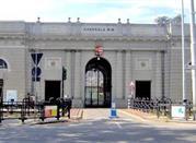 Porta Principale dell'arsenale - La Spezia