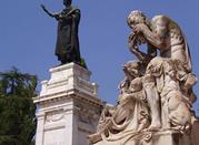 Piazza Virgiliana - Mantova