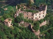 Castello Sarentino o Rafenstein Diroccato - Bolzano