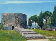 Rocca Albornoz ruderi - Todi