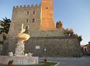 Castello e Torre panoramica  - Manciano