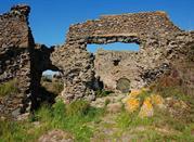 Torre del Castello dei Prefetti di Vico - Vetralla