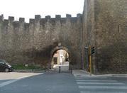 Porta Conca Mura e Torri - Rieti