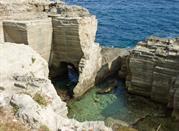 Spiaggia le piscine di Santa Cesarea - Santa Cesarea Terme
