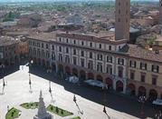 Piazza Aurelio Saffi - Forli'
