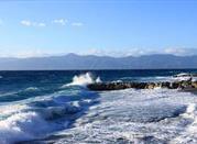 Spiaggia di Lazzaro - Stromboli