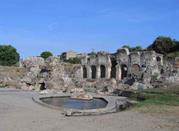 Terme di Forum Traiani - Fordongianus