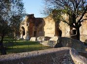Villa Adriana: Piccole Terme - Tivoli