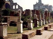 Atrium Vestae - Roma