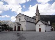 Chiesa di Santa Maria Nascente - Livigno