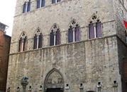 Palazzo Tolomei - Siena