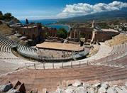 Teatro Greco Romano  - Taormina