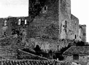 Castello della Signora o Casale ruderi - Salaparuta