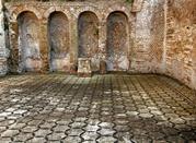 Villa Adriana: Hospitalia - Tivoli