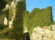 Castel Saiori ruderi - Ala