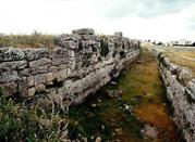 Mura Messapiche resti - Brindisi