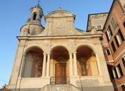 Oratorio di San Pietro  - Imperia