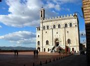 Palazzo dei Consoli XIV secolo - Gubbio