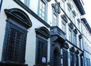 Palazzo Mazzarosa - Lucca