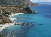 Spiaggia di Grotticelle - Capo Vaticano