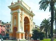 Arco a Margherita Teresa di Spagna - Finale Ligure