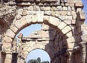 Tindari - Resti Mura di Cinta (396 a.c.) - Patti