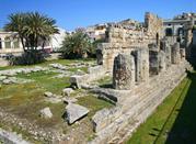 Tempio di Apollo e Artemide - Siracusa