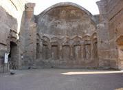 Villa Adriana: Sala Absidata Detta dei Filosofi - Tivoli