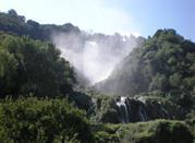 Belvedere Superiore Cascata delle Marmore - Terni