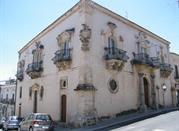 Palazzo Zacco - Ragusa