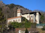 Castello di Barni ruderi - Barni