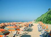 spiaggia dei cento scalini - San Menaio