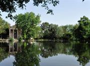 Giardini di Villa Borghese - Roma