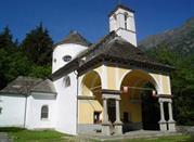 Santuario della Madonna della Neve - Frosinone