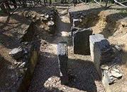 Necropoli del Poggino - Castellina in Chianti