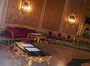Palazzo Ducezio - Sala degli Specchi - Noto