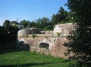 Baluardo Santa Croce - Lucca
