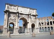 Arco di Costantino - Roma
