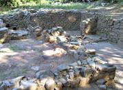 Scavi della città etrusca - Vetulonia