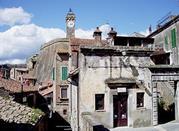 Torre dell'Orologio  e Masso Leopoldino - Sorano