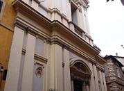 Oratorio di S.Lucia del Gonfalone - Roma