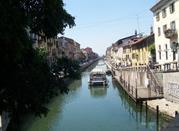 Naviglio Pavese  - Milano
