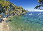 Spiaggia Topinetti - Rio Marina