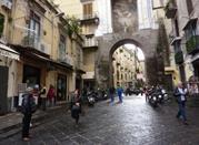 Porta San Gennaro - Napoli