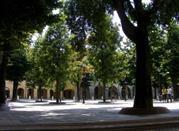 Piazza Fontanesi - Reggio Emilia