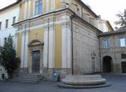 Chiesa di San Rufo - Rieti