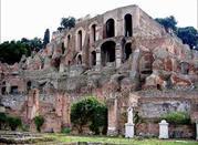 Palatino Domus Tiberiana - Roma